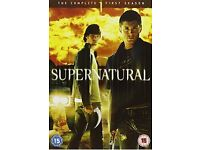 supernatural the complete first season