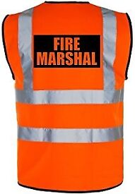 Fire Marshall / Marshal & Fire Warden Training Courses (Same day certificate) (Training Everyday)