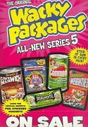Wacky Packages Poster