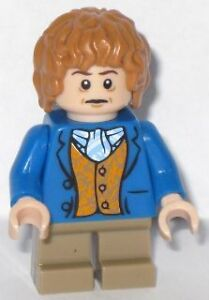 The Hobbit Lego  Blue Coat Bilbo Baggins (Includes Blu-Ray/DVD)