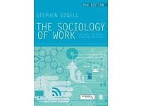 The sociology of work, 2nd ed, Stephen Edgell