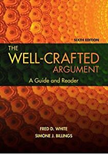 Well Crafted Arguent: 6th Edition