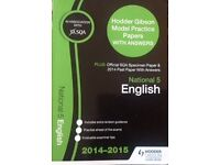national 5 English revision book