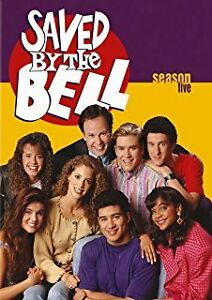Brand New Saved By The Bell Seasons 3 - 5