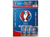 Euro 2016 panini swaps
