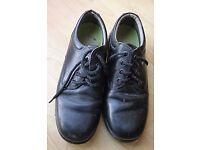 Boys School Shoes Size 4.
