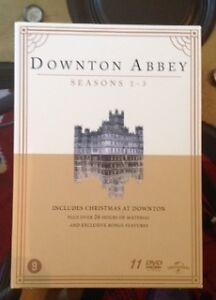 """Coffret DVD """"Downton Abbey"""""""