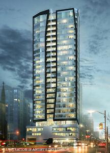 Brand New 1 bedroom Condo unit in Toronto downtown CORE