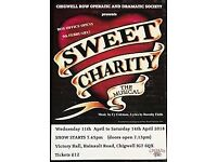 Sweet Charity tickets - Chigwell, Essex