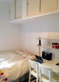 Studio - self-contained/fully furnished - close to 3 tube lines, overground and Westfield Mall!