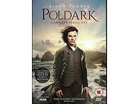 POLDARK DVD SERIES ONE NEW UNOPENED