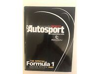 AUTOSPORT AWARDS 2007, The Official Formula 1 Season Review