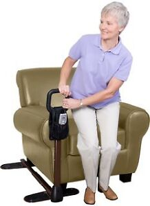 Assist A Tray Swing Away Table With Attached Chair Cane