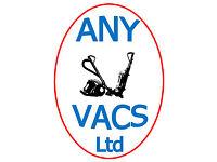 Vacuum Cleaner Repairs & Servicing,