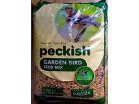 Westland Horticulture Peckish 12.75Kg Garden Bird Seed Mix - RRP £28 - BARGAIN
