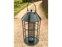 LARGE OUTDOOR BIRD FEEDER - BRAND NEW IN BOX - RRP £29.99p - Nuts Feeding Garden Home
