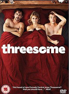 DVD:THREESOME - NEW Region 2 UK