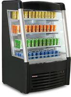 Grab & Go Open Cooler Model AHT AC W
