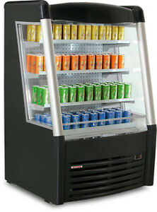 Grab & Go Open Cooler Model AHT AC W