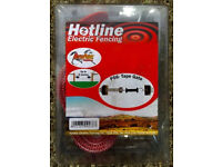 Hotline Electric Fencing Gate Section - Equestrian Horses Equine Animal Padock Stables Field Fence