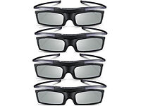 Samsung 3D Active glasses, set of 4, model SSG-5100GB
