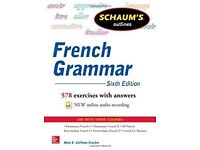 Schaum's French Grammer Book