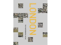 London The Photographic Atlas - large glossy coffee table book