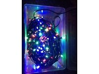 LED INDOOR AND OUTDOOR COLOURED LIGHTS