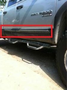 2002-2007 Dodge Ram Door Rocker Guards