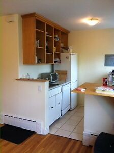 ONE BEDROOM PARTIALLY FURNISHED APT. IN SOUTH END OF HALIFAX