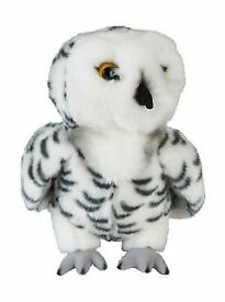 Snowy Owl Soft toy 23cm Ravensden *Brand New with tags*