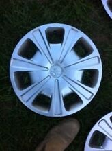 "4 x 16"" Holden Commodore Tyres & Hub Caps Giralang Belconnen Area Preview"