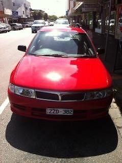 2000 Mitsubishi Lancer Sedan Elwood Port Phillip Preview