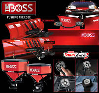 Boss Snow Plows and Sanders