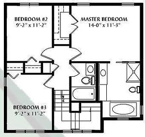BRAND NEW 3 Bedroom 2 Storey House ONLY $437,330 with $1000 Down Regina Regina Area image 2