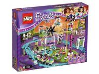 LEGO Friends Amusement Roller Coaster - 41130