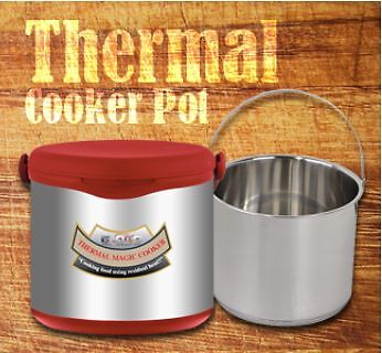 6L Thermal Cooker Pot ******8111 Newcastle 2300 Newcastle Area Preview