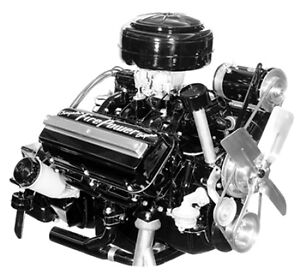 Chrysler or Dodge Early Hemi Speed Parts