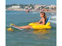 Tiralo Beach Wheelchair
