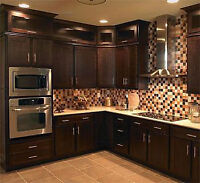 Custom Kitchens at Ikea Prices.  Quality Pre-Assembled Cabinets.