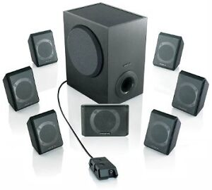 Creative Inspire T7800 Powered Surround Sound Speaker System