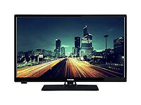 Toshiba 24 Inch HD Ready LED TV /DVD Combi with Freeview HD from a smoke&pet free home-unwanted gift