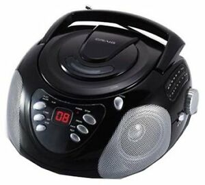 LECTEUR CD+RADIO/CD BOOMBOX/CD PLAYER CRAIG CD6918