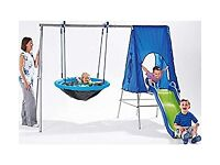 Chad Valley Multiplay swing, hideaway and slide