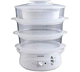 Cookworks 3 tier steamer