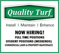 Property Maintenance Positions Available
