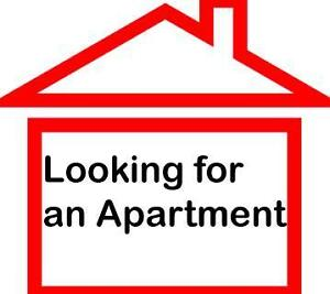 Looking For Large 2 bedroom or small 3 bedroom Apt!