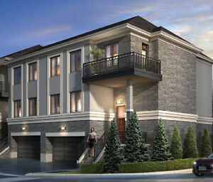 LUXE TOWNS in Richmond Hill - Assignment Sale