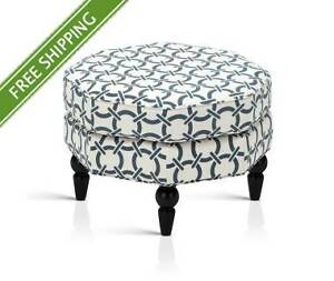 Seat Footstool Bench Stool - White Sydney City Inner Sydney Preview