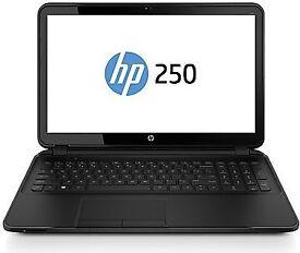 NEW SEALED BOX HP 250 G2 Intel QUADCORE win10 + office pro